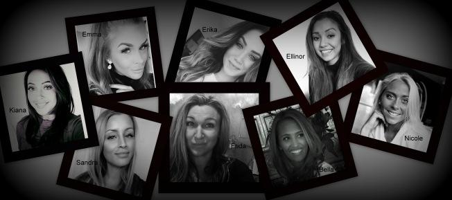 foton tjejerna